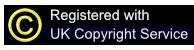 Registered notice template
